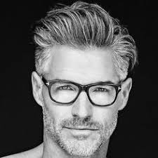 hairstyles for men over 60 with gray hair https s media cache ak0 pinimg com 236x 9e f0 8a