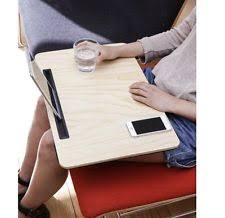 Cushioned Lap Desk by Kikkerland Extra Large Ibed Portale Cushioned Lap Desk Tablet