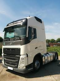 volvo trailer truck used volvo fh 500 euro6 globetrotter xl marzec 2017 tractor units