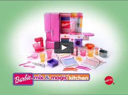 barbie kitchen furniture barbie mix u0026 magic kitchen on vimeo