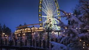 Price Of Rides At Winter Europa Park Magical Winter Season