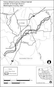 Delta Utah Map by Federal Register Endangered And Threatened Wildlife And Plants