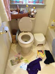 Messy Bathroom How We Became Chore Chart Converts Super Mom Hacks