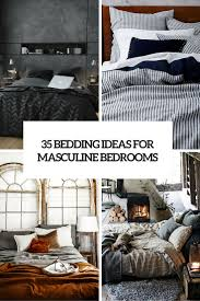 appealing masculine bedding ideas 39 for home decor ideas with
