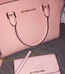 light pink michael kors bag bag pink cute michael kors bag black