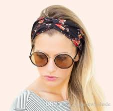 floral headband 2017 2015 women s vintage floral headband fashion boho design