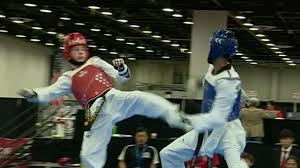 usa taekwondo national championships held at cobo center