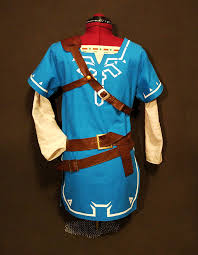 Zelda Halloween Costumes Legend Zelda Breath Wild Link Cosplay Duckcosplay