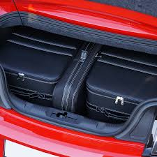 mustang convertible trunk roadsterbags for ford mustang convertible 2014 toplift open