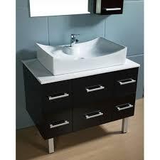 Bathroom Cabinets Vessel Sinks Healthydetroitercom - Bathroom vanity for vessel sink