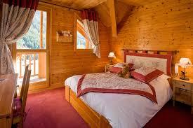 chambre montagne hotel de charme à la montagne le chalet d en hô