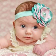 infant headbands simple baby headbands archives sally