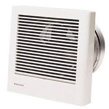 Flush Mount Bathroom Exhaust Fan by Bathroom Fans Wall Mounted Bathroom Ventilation Fans By Broan