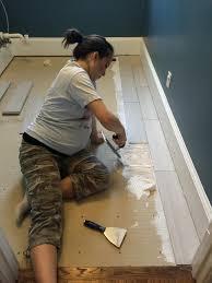 Bangin On The Bathroom Floor Finally A Floor Part 2 Bower Power
