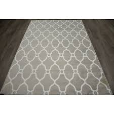 Grey And White Kitchen Rugs D47 Grey And White Moroccan Rug 10x12 Ft At Home At Home