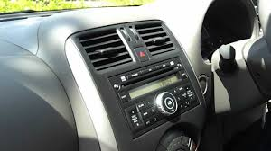 nissan sunny 2013 nissan sunny interiors review youtube
