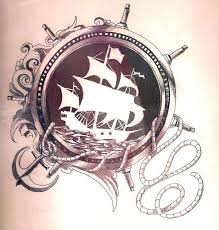 25 trending ship wheel tattoo ideas on pinterest anchor tattoos