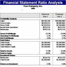 Financial Statements Templates For Excel Financial Statement Templates Excel Thebridgesummit Co