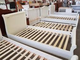 White Single Sleigh Bed Bedroom Furniture U0026 Mattresses U2013 Tagged