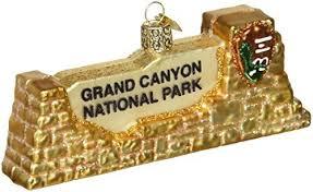 national park ornaments