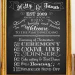 wedding program board wedding program board best 25 wedding program board ideas on