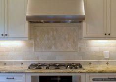 kitchen backsplash travertine tile travertine backsplash farmhouse kitchen travertine
