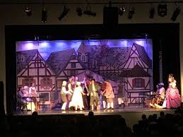 beauty the beast hibbing community college 41 best beauty and the beast broadway set design images on