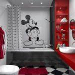 mickey mouse bathroom ideas bathroom lighting ideas in bathroom luxury bathroom