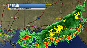 New Orleans Radar Map by 24hr Pensacola Radar Loop Youtube