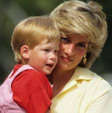 lady charlotte diana spencer prince harry keeps princess diana links close as he attends