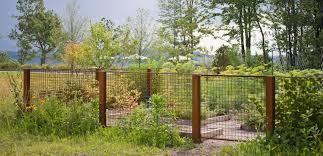 garden fencing ideas landscape eclectic with vegetable garden
