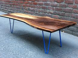 live edge walnut coffee table sold black walnut live edge coffee table