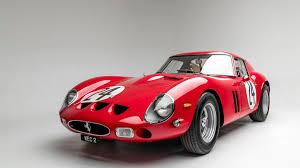 Ferrari California 1965 - petersen automotive museum ferrari exhibit