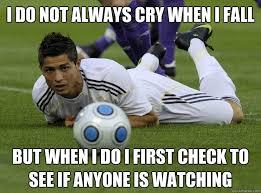 Soccer Player Meme - fouled soccer player memes quickmeme