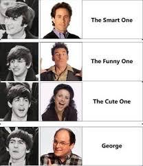 Beatles Memes - seinfeld meme beatles on bingememe