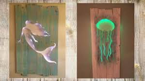 wood artwork on siesta key florida