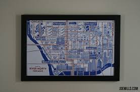 Merchandise Mart Map River North Map U2013 Joe Mills
