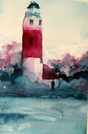 428 best landskap akvarell images on pinterest watercolor