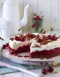 kirsch sahne torte rezept essen und trinken