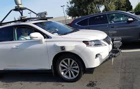 lexus mobil inilah mobil yang digunakan apple untuk uji mobil tanpa sopir