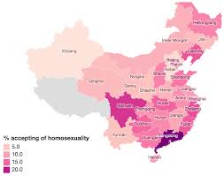 Tianjin China Map by Why Rice Growers In China Are More Sexually Liberal Than Wheat