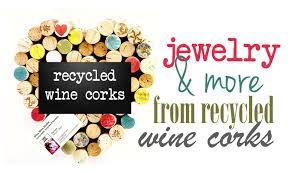 wine cork jewelry more wine less whine u2013 olive bites studio