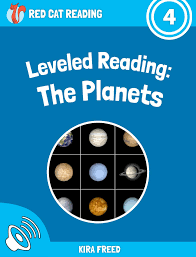 free kids book u2013 the planets leveled reading by red cat reading