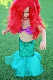 Ariel Mermaid Halloween Costume 25 Ariel Halloween Costume Ideas Mermaid