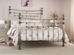 edmond antique brass super kingsize bed frame bed frames