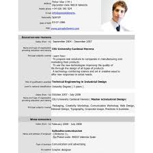 resume template for ojt free download resume format for ojt latter day vision exle latest templates