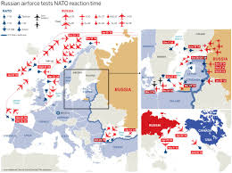 Cold War Germany Map Top 14 Maps And Charts That Explain Nato Geoawesomeness