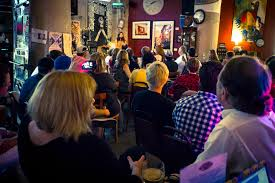 Loft Gilleys Dallas Opening Bell Coffee Art Seek Arts Music Culture For North Texas