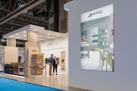 home design show nec smeg returns to kbb trade show after 10 years smeg uk