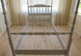 Vintage Ethan Allen Bedroom Set The Cottager Vintage Ethan Allen Twin Bed Frame